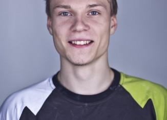 Die deutschen Wettkämpfer beim Leadweltcup 2014 in Kranj