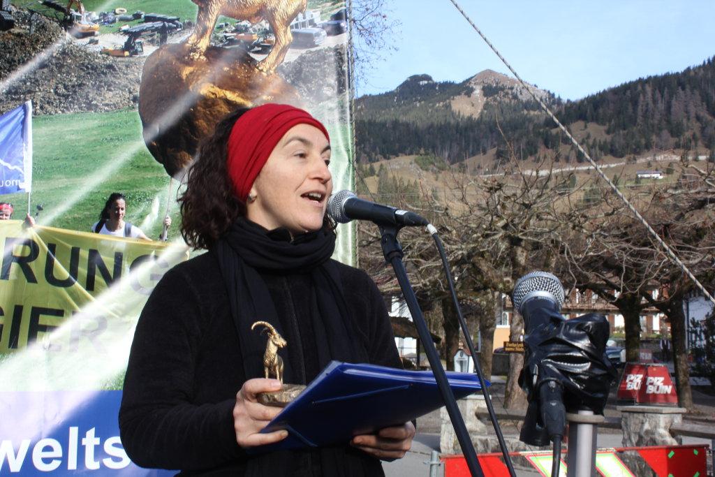 """Preis für die größte Umweltsünde: """"Bock des Jahres 2014"""" geht an die Liftbetriebe Sudelfeld"""