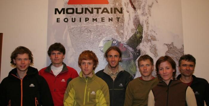 Abschlussexpedition DAV-Expeditionskader 2012