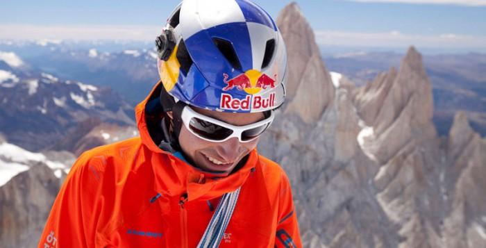 David Lama gelingt erste freie Begehung der Cerro Torre Südostflanke
