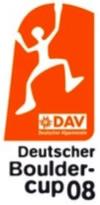 Erster DAV-Bouldercup 2008 Ende Januar in München