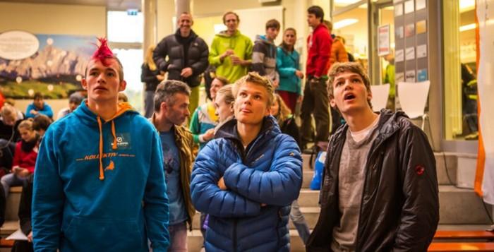 Ana Tiripa und Sebastian Halenke sind Deutsche Meister 2013 im Lead