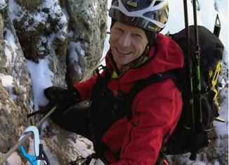Interview mit Egon Resch von SALEWA zum Thema Klettersteiggehen