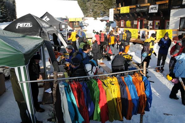 Eis Total 2010: Das Eiskletterfestival Österreichs