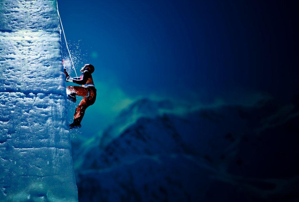 Weniger als 50 Tage bis zur Eiskletter-WM 2015