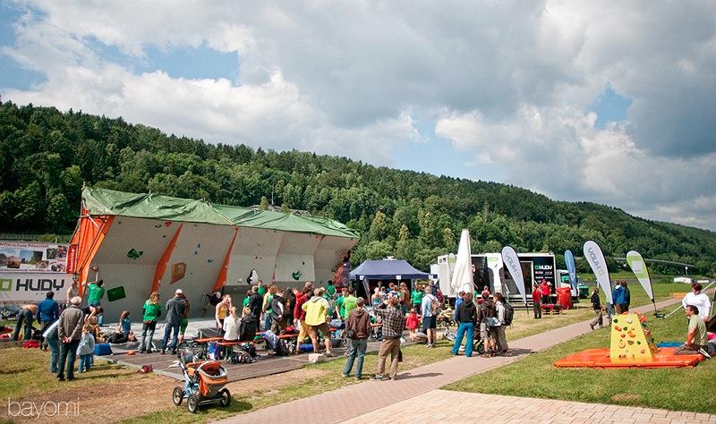 Elbsandsteincup 2012: Bouldern im Herzen der sächsischen Schweiz
