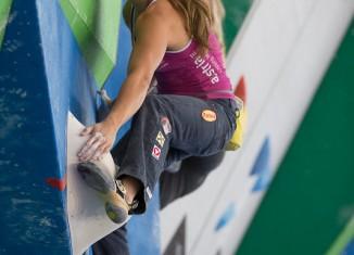 Boulder-EM 2013: Katharina Saurwein und Anna Stöhr ziehen locker ins Halbfinale ein