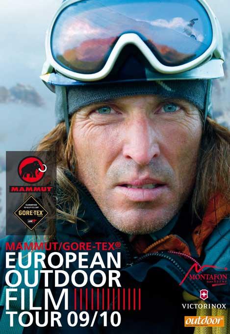 E.O.F.T. 09/10 - die European Outdoor Film Tour ist wieder unterwegs!