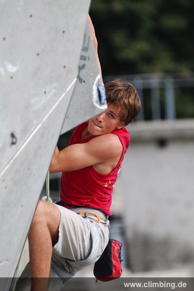 EYS München: Kletterfest mit über 250 Startern aus 21 Nationen in Thalkirchen