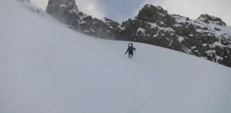 Michael Lerjen und Jorge Ackermann meistern neue Route am Fitz Roy in Patagonien