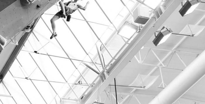 Kletter-WM 2014 in Gijon: Adam Ondra und Jain Kim holen die Titel