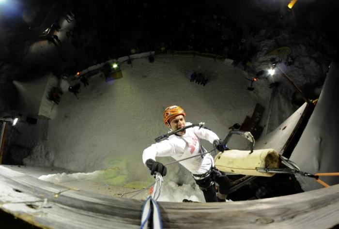 Glace Glisse 2012: Markus Bendler holt das Triple