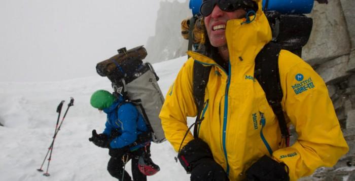 Vier Wochen Sturm und Kälte am Fitz Roy: Stefan Glowacz ist aus Patagonien zurück