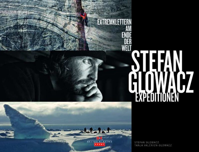 Stefan Glowacz startet neue Vortragsreihe und präsentiert neues Buch