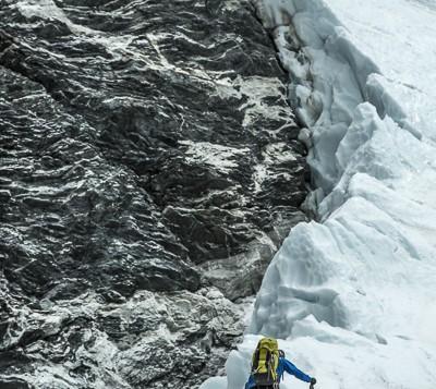 David Göttler am 8.485 Meter hohen Makalu erfolgreich