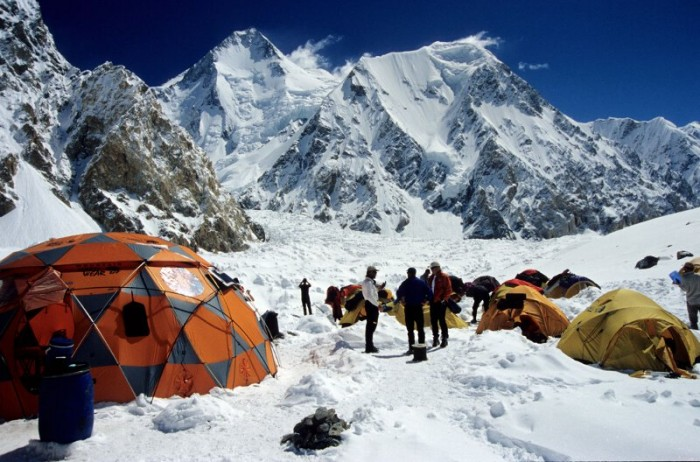 GORE-TEX Experience Tour: Junge Bergsteiger sammeln Bergerfahrung