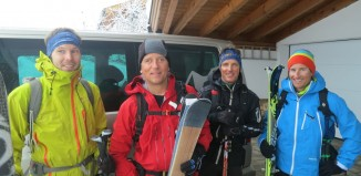 """Blind Climber"" Andy Holzer auf dem Weg zum Mount Everest"