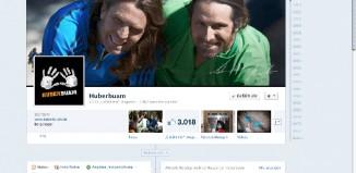 Neue Webseite der Huberbuam