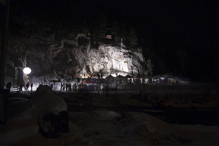 Erfolgreiches Ice Climbing Festival 2012 in Kandersteg