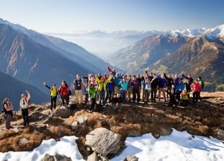 GORE-TEX Experience Tour zum IMS 2013: Geteiltes Abenteuer ist doppeltes Abenteuer