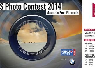 IMS Photo Contest 2014: Der Berg und die vier Elemente
