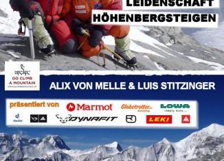 Multivisionsvortrag von Luis Stitzinger & Alix von Melle in München