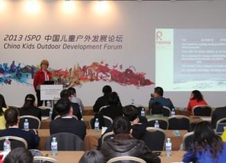 ISPO Sommermesse 2014 in China erhält breite Unterstützung