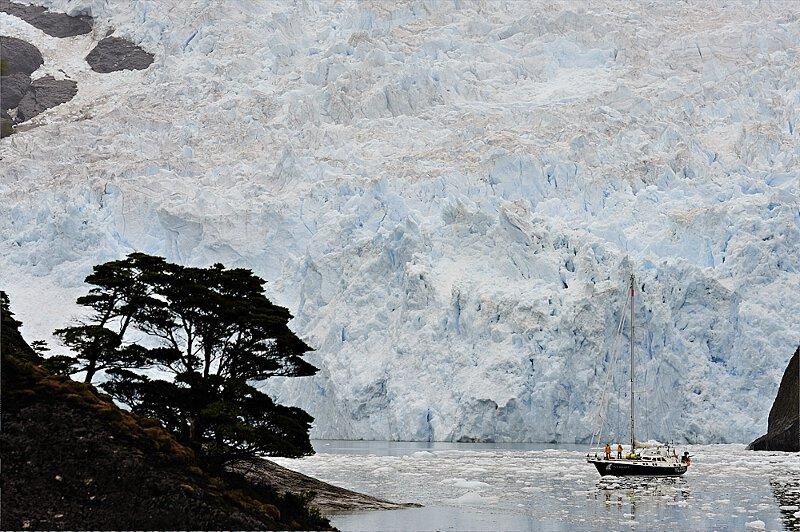 Robert Jasper auf Feuerland: Unbestiegene Gipfel am Ende der Welt