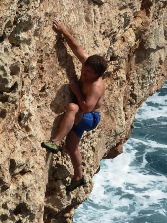 Johnny Dawes zu Gast auf den Maltesischen Inseln