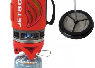 Jetboil Coffee Flash Set: Nicht ohne meinen Kaffee
