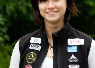 Johanna Ernst nimmt Auszeit vom Wettkampfklettern