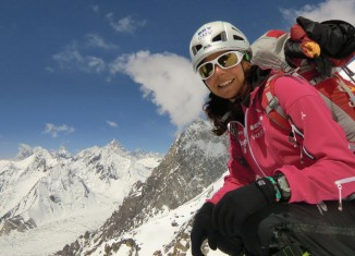 Vortragsreihe von Gerlinde Kaltenbrunner in der Schweiz