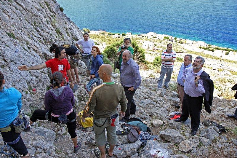 Kalymnos Climbing Festival 2011: A brief report