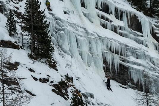 Ice Climbing Festival Kandersteg 2013