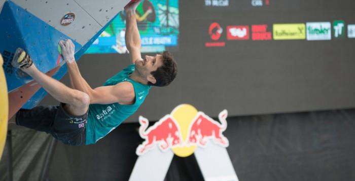 Kilian Fischhuber gibt Rücktritt vom Wettkampfklettern auf Weltcupebene bekannt