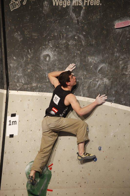 Kitz Rock Bouldercup 2011: Juliane Wurm und Stefan Danker siegen