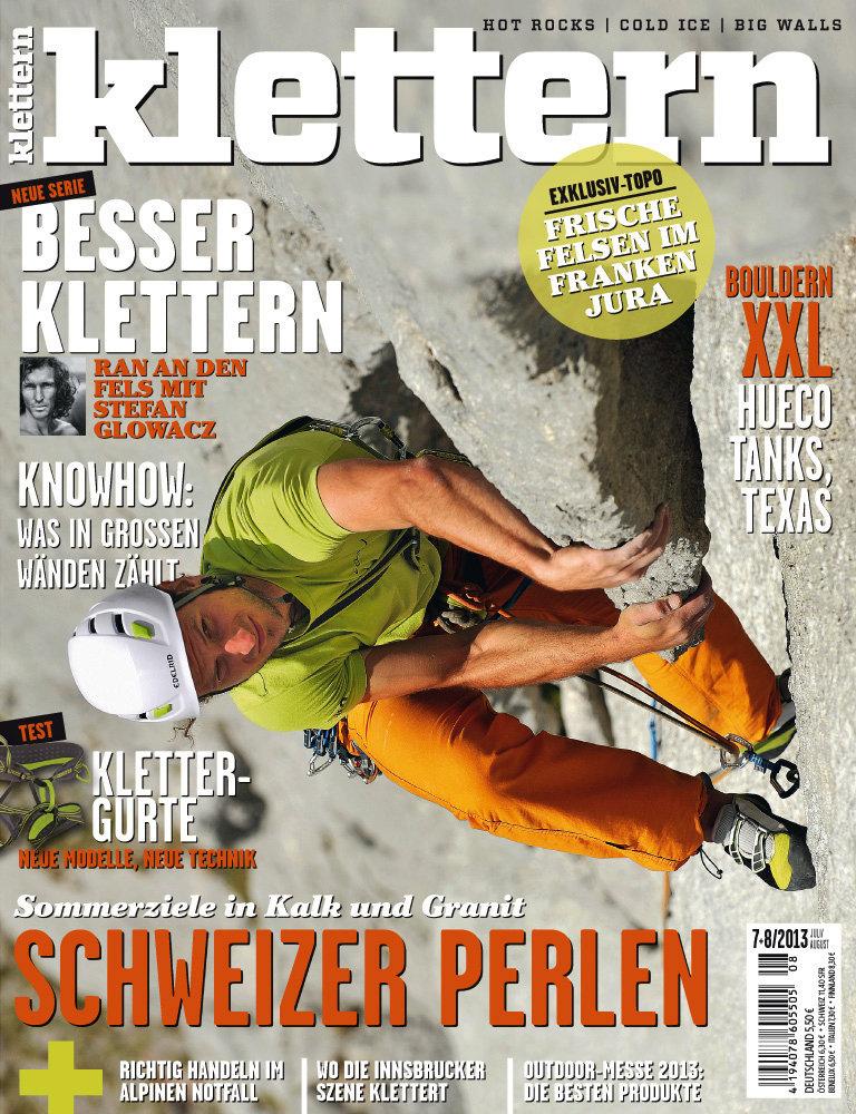KLETTERN Magazin
