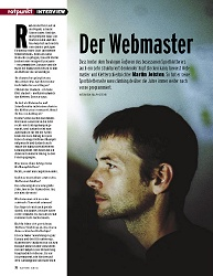 KLETTERN Magazin 2004