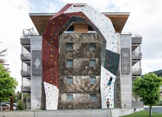 Klettern mit Alexander Huber in den Leoganger Heimathotels