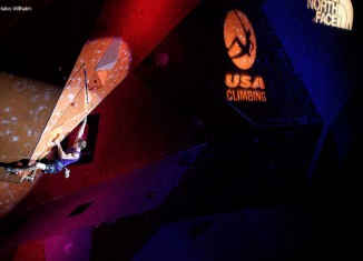 Leadweltcup 2012 in Atlanta: Jakob Schubert klettert auf Platz 2