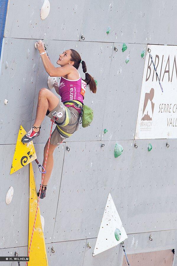 IFSC Leadweltcup 2014 in Briançon: Kein Finale