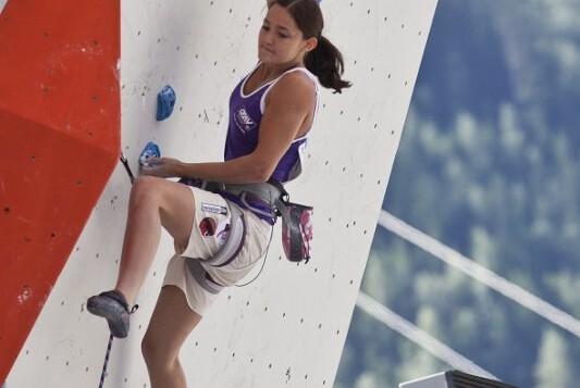 Kletterweltcup 2012: Durchwachsener Saisonauftakt für Österreichs Kletterer in Chamonix