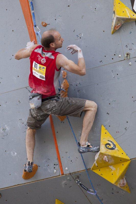 Vorschau Kletterweltcup 2013 in Imst: Jakob Schubert will den Schwung der World Games mitnehmen