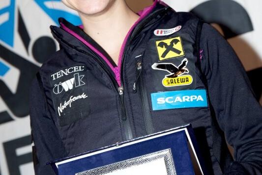 Weltcupfinale 2012: Jakob Schubert klettert mit Tagessieg zum Gesamtweltcupsieg Overall