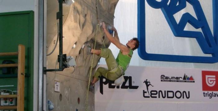 Weltcup Kranj und Saisonabschluss 2012 für die deutschen Leadkletterer