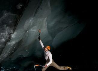 Misserfolg für Markus Bendler bei UIAA Eiskletterweltcup 2012 in Korea