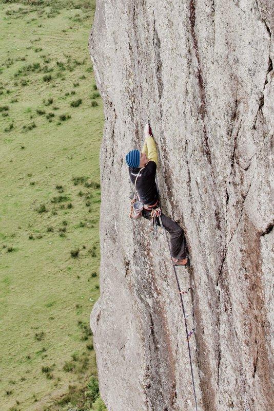 Internationale Kletterstars beim Marmot Frankenjura Kletterfestival