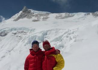 Shisha Pangma Expedition 2013 mit Alix von Melle und Luis Stitzinger