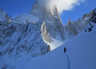 Michael Lerjen-Demjen und Jorge Ackermann: Winterbesteigung in Patagonien 2012