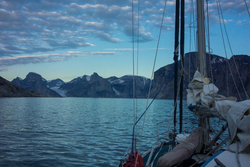 Nico Favresse berichtet von Baffin Island